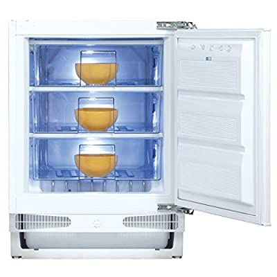 Matrix MFU801 | 105 Litre Integrated Built Under Counter Freezer