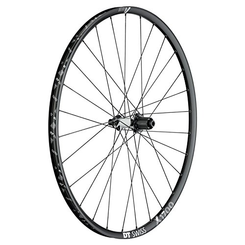 DT Swiss W0X1700NEDLSA05093 HR DT Swiss X 1700 Spline 29'/22,5mm Alu, sw, Center Lock, 142/12mm TA (1 Stück) -