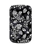 FUSON Designer Back Case Cover for BlackBerry Bold Touch 9900 :: BlackBerry Dakota :: BlackBerry Magnum (Hot Tattoo Boys Flowers Design Wallpaper Background )