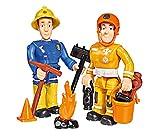 Simba 109251026 - Feuerwehrmann Sam Figuren Doppelpack II, 4-sortiert Vergleich