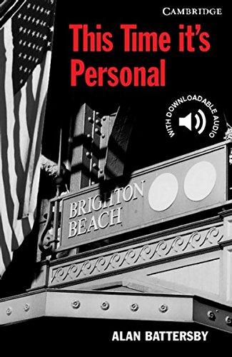 This Time it's Personal: Englische Lektüre für das 5. Lernjahr