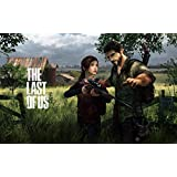 The Last Of Us (A) Game Poster For Office, Schools | Walls, Doors, Study Rooms, Bedrooms, Halls | Inspirational Motivational Quotes Signs-Sayings | Actors Footballer Movie Singers Legends, Superstars And Sports Players | Funny Art Matte Finish | High-Qual