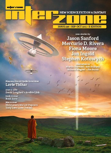 Interzone 236 sept oct 2011 science fiction and fantasy magazine interzone 236 sept oct 2011 science fiction and fantasy magazine by fandeluxe Gallery