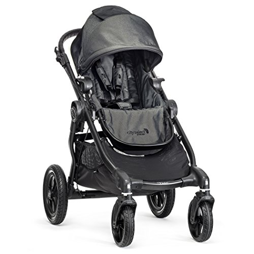 Baby Jogger BJ23496 City Select Single Kindersportwagen, grau