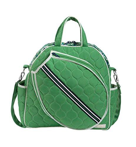 cinda-b-tennis-tote-verde-bonita-one-size
