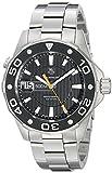 TAG Heuer WAJ1110.BA0870 Aquaracer 500M - Reloj de cuarzo (sumergible hasta 500...