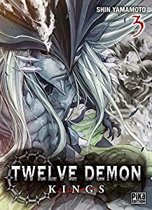 Twelve Demon Kings Edition simple Tome 3
