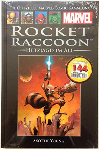 Die offizielle Marvel-Comic-Sammlung 108: Rocket Raccoon - Hetzjagd im All