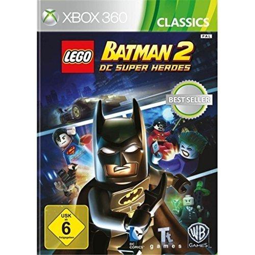 LEGO BATMAN 2 DC SUPERHEROS X360 FR