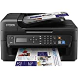 Epson WorkForce WF-2630 Four-in-One for the Small Printer with Wi-Fi and AirPrint (Print/Scan/Copy/Fax)