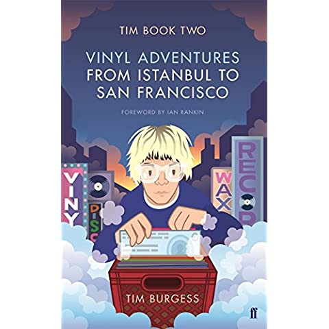 Tim Book Two: Vinyl Adventures from Istanbul