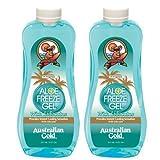 2 Pack Aloe Freeze Gel with Lidocaine