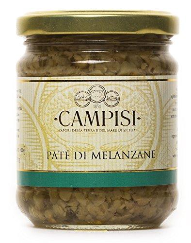 TIPILIANO | Pate de l'aubergine | 220 gr.
