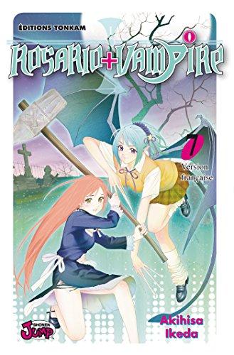 Rosario + Vampire T07 par Akihisa Ikeda