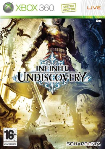 Infinite Undiscovery (xbox 360) - Preowned: Excellent Condition