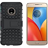 HITFIT Defender Heavy Dazzle Kickstand Back Cover Case For Motorola Moto Z2 Play