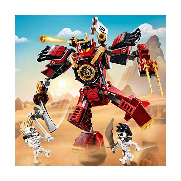 LEGO Ninjago - Mech Samurai, 70665 5 spesavip