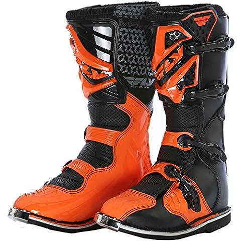 364-56904 - Fly Racing 2016 Youth Maverik Motocross Boots US