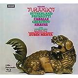 Puccini: Turandot (Remastered edition with libretto + Blu-Ray Audio disc)