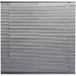 Veneciana Aluminio 16mm 120x130cm Liso Plata