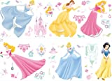 Disney Princess Decofun, Wall Sticker Stikarounds