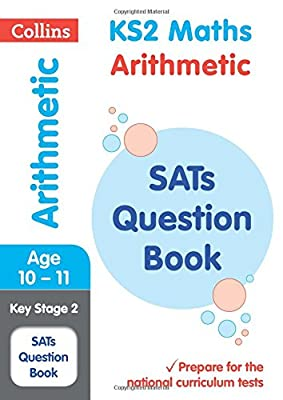 KS2 Maths - Arithmetic SATs Question Book: 2019 tests (Collins KS2 SATs Practice) by HarperCollins UK