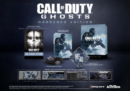 Call of Duty: Ghosts – Hardened Edition (Xbox One) 51zhvFAJkOL