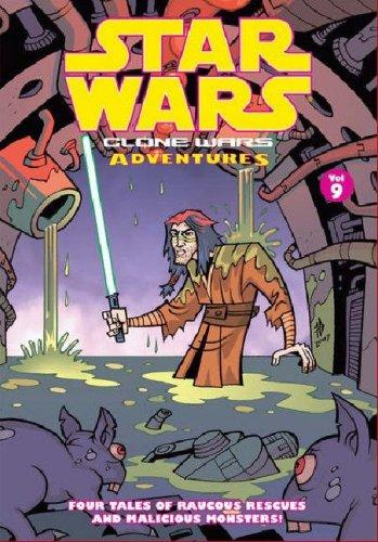 Star Wars: Clone Wars Adventures: v. 9 (Star Wars)