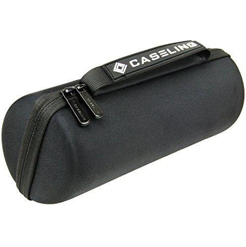 Carcasa rígida Caseling para UE MEGABOOM altavoz inalámbrico Bluetooth–Compatible con enchufe y cables.