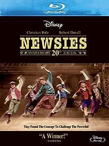 Newsies: 20th Anniversary [Blu-ray] [1992] [US Import]