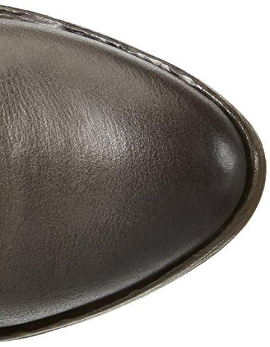 Mjus 284312-0301-6321, Botas Altas Con Relleno De Luz Mujer Gris (grau (pimienta))