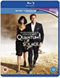 Quantum Of Solace [Blu-ray + UV Copy] [2008]