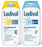 Ladival Allergische Haut Sonnenschutz plus Apres Sun - Sparset