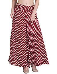 Hipe Indian Ethnic Designer Printed Casual Wear Palazzo Pant For Women's - B0752WRF9W