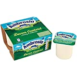 Ambrosia Devon natillas 4 x 125 g