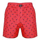 #7: SuperGear Multi Color Pattern Design Two Pockets Boxers For Men's - Available (S,M,L,XL,XXL) Size