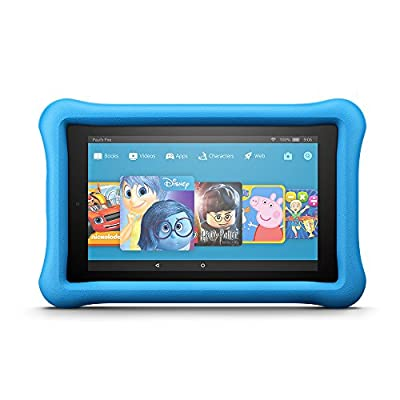 "All-New Fire 7 Kids Edition Tablet, 7"" Display"