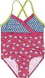 Playshoes Mädchen Einteiler Badeanzug Blumen, UV-Schutz nach Standard 801 und Oeko-Tex Standard 100, Gr. 74 (Herstellergröße: 74/80), Mehrfarbig (original 900)