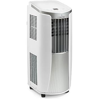 TROTEC 1.210.002.021 Lokales mobiles Klimagerät Klimaanlage PAC 2610 E mit 2.6 kW / 9.000 Btu (EEK: A)