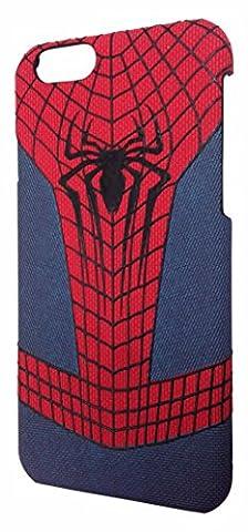 Amazing Spiderman 2iPhone 6Schutzhülle Kunststoff Hartschale Jacke Kostüm Amazing Spider-Man 2Charakter iPhone 6Fall Kostüm (Charakter Jacken)