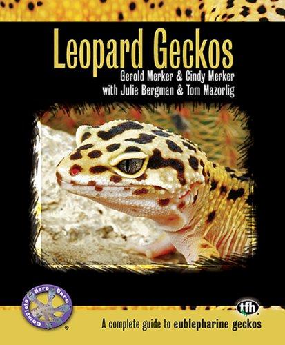 Leopard Geckos (Complete Herp Care) -