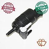 12V Pompe de liquide lave-glace d'essuie-glace avant pour Renault Clio Laguna Kangoo