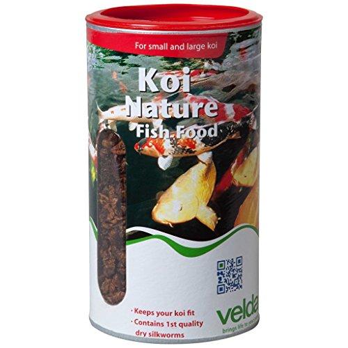 Velda Nourriture naturelle pour poissons Koi de 750 g