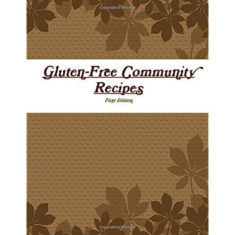 GlutenFree Community Recipes