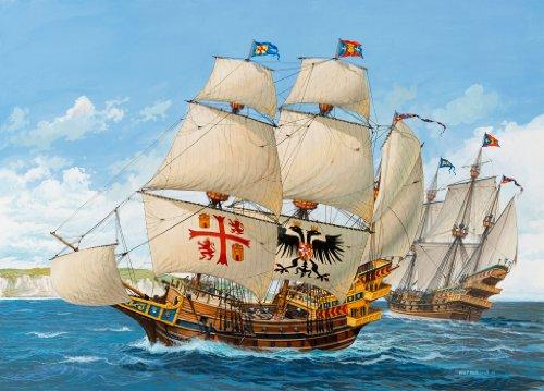 Imagen principal de Revell 05620 - Maqueta de galeón español (escala 1:96)