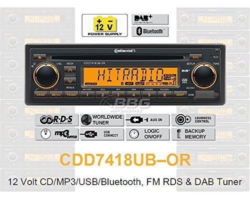 12-volt-bluetooth-pkw-auto-radio-rds-dab-tuner-cd-mp3-wma-usb-12v-cdd7418ub-or