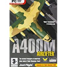 A400M Airlifter (Add on for FS 2004) (PC DVD) [Importación inglesa]