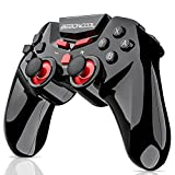 Controller für Nintendo Switch, BEBONCOOL Switch Controller mit 6-Achsen Somatosensory, HD Rumble, Motion Control, Handy Andriod Gamepad für Nintendo Switch/Android Tablet/Emulator/Oculus Gear VR