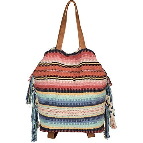 2016 Billabong Playa Del Vacay Shoulder Bag / Backpack MULTI Z9BG11