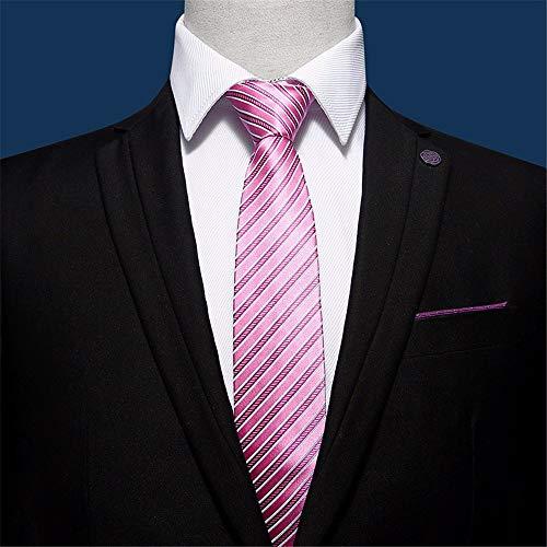 WUNDEPYTIE Geschäftskleider-Seidenraupen-Bräutigam Der Krawattenmänner, Der Heiratet, Interview-Bindungsgeschenkbox, Fadennudeln Zu Bearbeiten